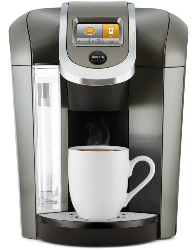 Keurig K575 Single Serve Programmable K-Cup Coffee Maker with 12 oz. - Single Cup Maker