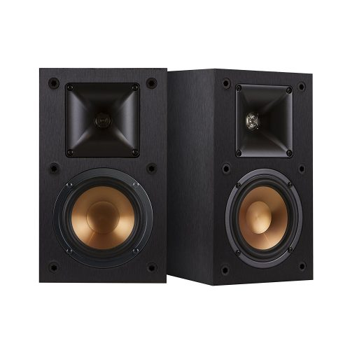 Klipsch R-14M 4-Inch Reference Bookshelf Speakers - Bookshelf speakers