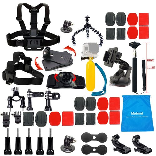 Life limit Accessories Starter Kit - GoPro Helmet Mount