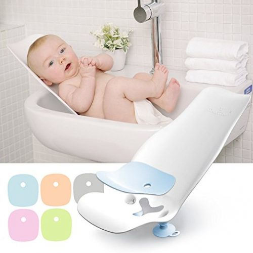 MurmurBaby Baby Bath Seat and Bidet, Newborn Baby to Toddler (Bulk Type) - Baby Bath Seats