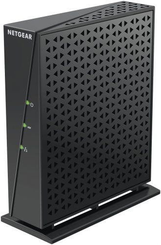 NETGEAR High-Speed Broadband DSL (VDSL/ADSL) Modem (DM200-100NAS) Certified with CenturyLink and Frontier. - AT&T Approved DSL Modems