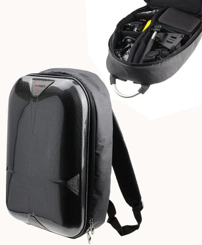 Navitech Hard Shell Action Camera Case - GoPro Backpacks