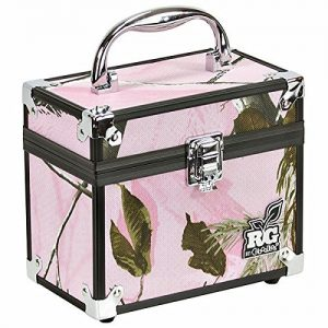 Plano Realtree Girl Caboodle Train Case, Realtree Pink, Medium - Makeup Train Cases