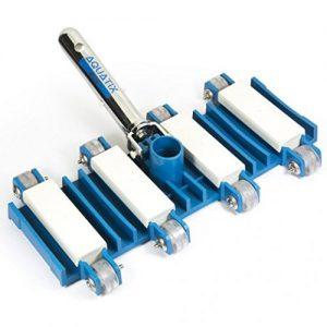 Pool Vacuum Head with Wheels by Aquatix Pro - Pool Vacuum Heads