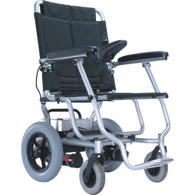 Puzzle Portable Folding Electric Power Wheelchair Legrest: Swing Away Legrest - Electric Wheelchairs