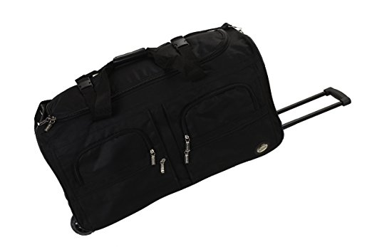 238c54882 10. Rockland Luggage 30 Inch Rolling Duffle