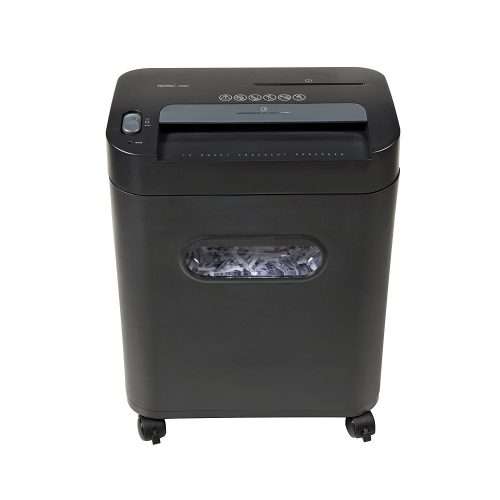Royal 112MX 12-Sheet Cross Cut Shredder Shreds CD's with Consol - Paper Shredders