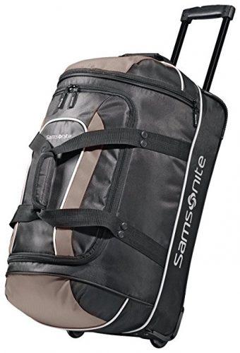 Samsonite Luggage 22 Inch Andante Wheeled Duffel - Rolling Duffel Bags