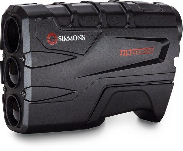 Simmons 801600T Volt 600 Laser Rangefinder with Tilt, Black - Laser Rangefinders