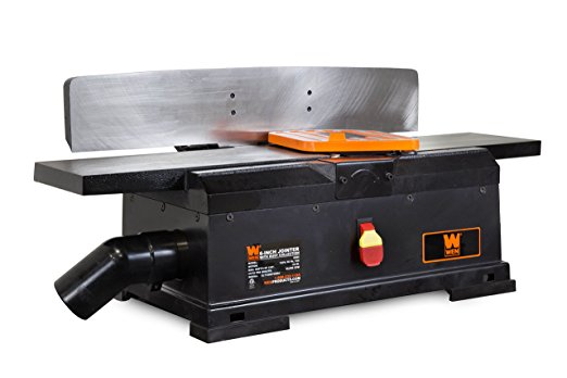 WEN 6560 10-Amp 6-Inch Benchtop Jointer with Filter Bag - Benchtop Jointer