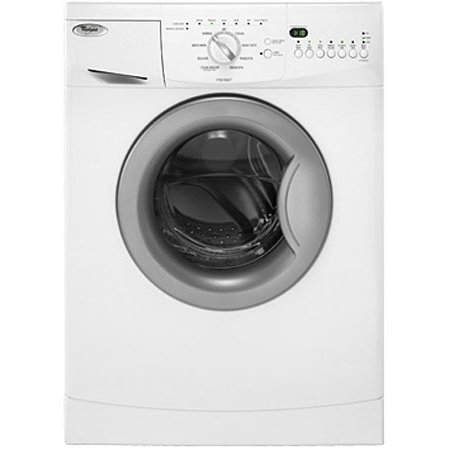 Whirlpool WFC7500VW 2.0 cu. ft. Compact Front Load Washer with Time Remaining Display - Front Load Washers