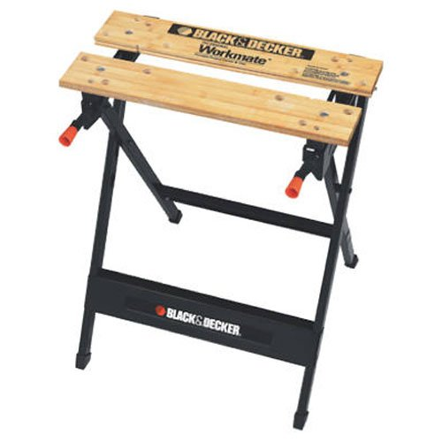 Black & Decker WM125 Workmate 125 350-Pound Capacity Portable Work Bench - Portable Workbench
