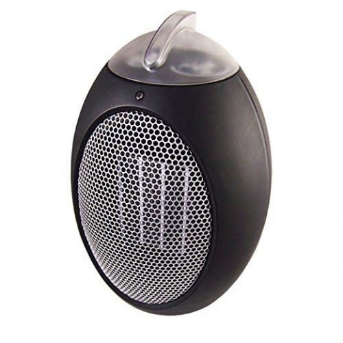 Cozy Products ESH Eco-Save 750-watt Compact Heater Saves Money and Energy - Battery Operated Heaters
