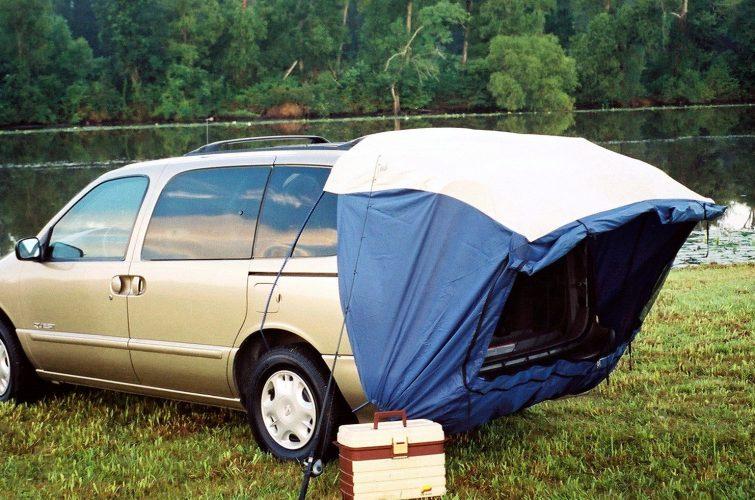 DAC Explorer 2 SUV Tent - Suv Tent
