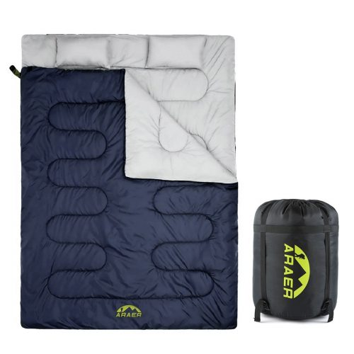 Sports & Entertainment Hearty Outdoor Camping Adult Sleeping Bag Waterproof Keep Warm Thre Seasons Spring Summer Sleeping Bag For Camping Travel High Safety
