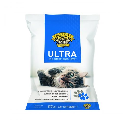Dr. Elsey's Precious Cat Ultra Cat Litter - Clumping Cat Litter