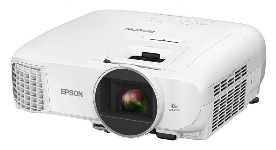 Epson Home Cinema 2100, Full HD, 1080p, 2,500 lumens color brightness (color light output), 2,500 lumens white brightness (white light output), 2x HDMI (1 MHL), 3LCD projector - Short Throw Projectors
