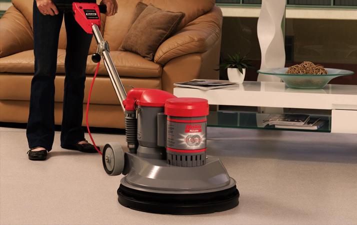 Floor polishers