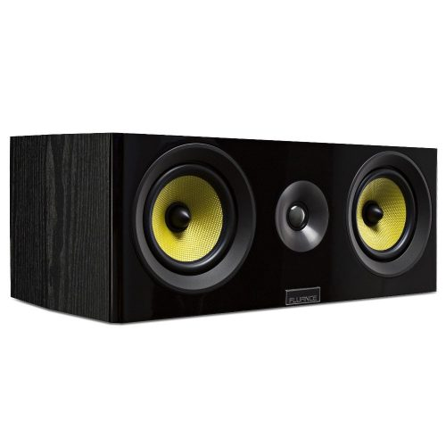 Fluance Signature Series HiFi Two-way Center Channel Speaker for Home Theater (HFC) - Center Channel Speakers