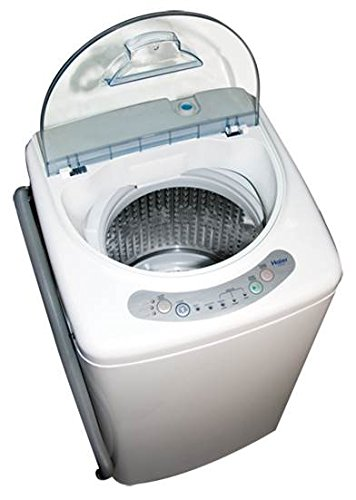 Haier HLP21N Pulsator 1-Cubic-Foot Portable Washer - Portable Washing Machine
