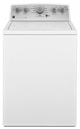 Kenmore 4.2 cu. ft. Top Load Washer in White, includes delivery and hookup - Portable Washing Machine