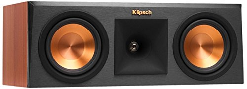 Klipsch RP-250C Center Channel Speaker – Ebony - Center Channel Speakers