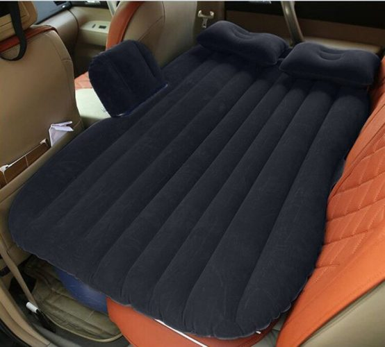 Nex Multifunctional Mobile Inflatable Bed Cushion for Sleep Rest - inflatable car bed