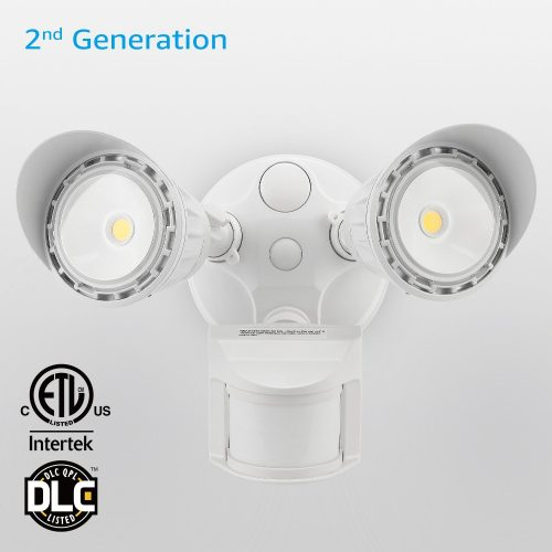 Top 10 best outdoor motion sensor lights in 2018 outdoor led security light motion activated sensor 240 90 floodlight dusk workwithnaturefo