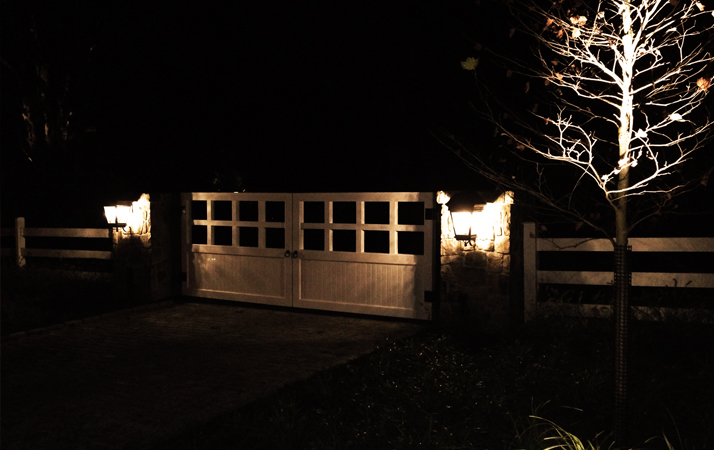 Outdoor Motion Sensor Lights