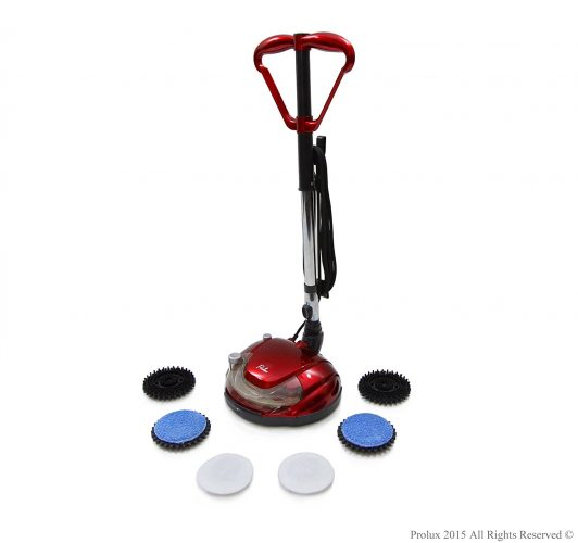Prolux Hard Floor Cleaner Polisher Buffer Hardwood Grout Tile Scrubber Waxer Floor Mop. - Floor polisher