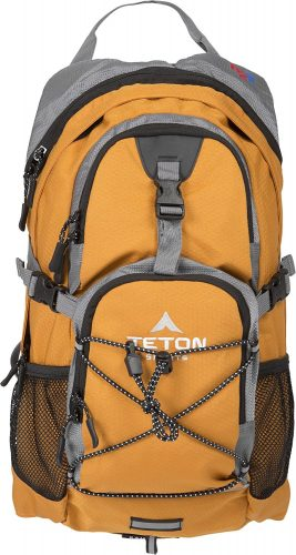 TETON Sports Oasis 1100 2 Liter Hydration Backpack; with a New Limited Edition Color; Free Rain Cover Included - Hydration Pack