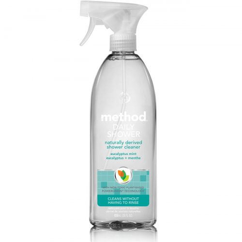 Method Naturally Derived Daily Shower Cleaner Spray, Eucalyptus Mint, Ounce - Automatic Shower Cleaners