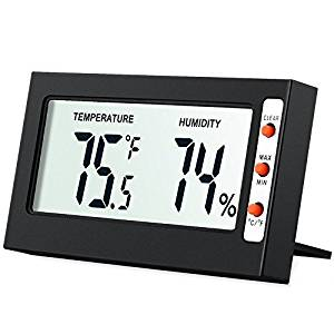 AMIR Indoor Hygrometer Thermometer - Weather Thermometers