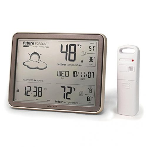 AcuRite 75077 Wireless Weather Station - Weather Thermometers