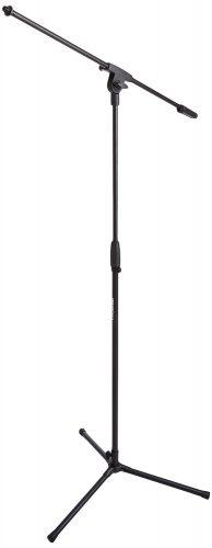AmazonBasics Tripod Boom Microphone StandTripod Boom - best microphone stand