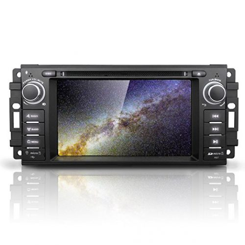 Corehan Android 7 Car Stereo CD DVD Player - Android Car Stereo Systems