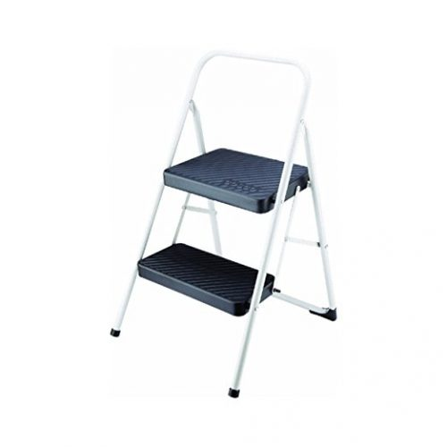 Cosco 2-Step Household Folding Step Stool - 2 Step Ladders