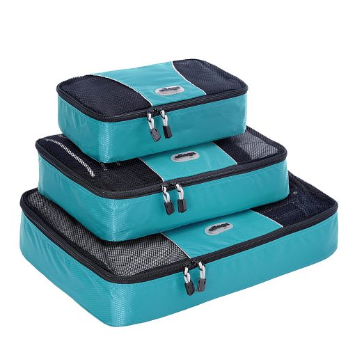 EBags Packing Cubes - 3pc Set - packing cube