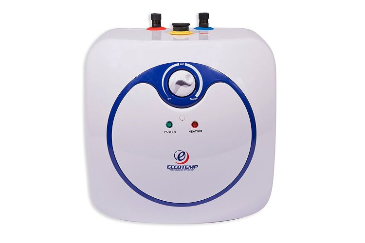 Eccotemp EM-4.0 Electric 4.0-Gallon Mini Tank Water Heater - MINI-TANK WATER HEATERS