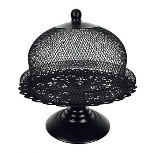 Firego Cake Stand and Dome Lid - cake stands with dome