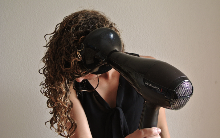 Hair Dryer for Curly Hair