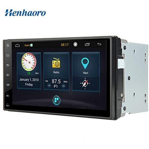 "Henhaoro 7"" Android Car Stereo - Android Car Stereo Systems"