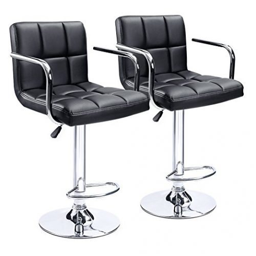 Top 10 Best Leather Swivel Bar Stools In 2019