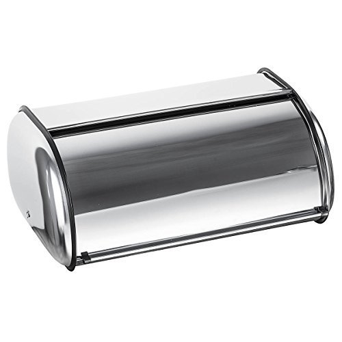 Home-it Stainless Steel Bread Box for the kitchen - bread boxes