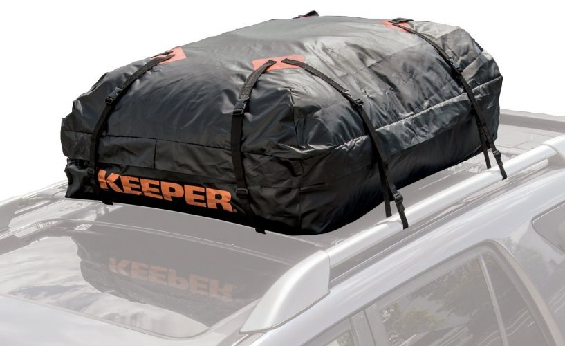 Keeper 07203-1 Waterproof Roof Top Cargo Bag (15 Cubic Feet) - Best Waterproof Roof Top Cargo Bags