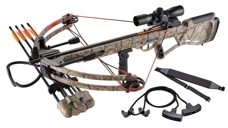 Leader Accessories Crossbow Package 150lbs - Crossbows under 500