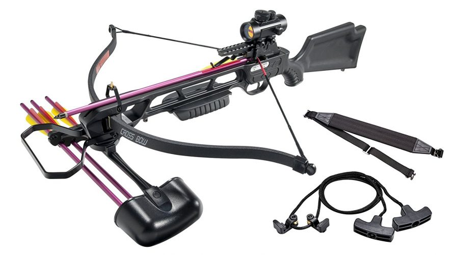 Leader Accessories Crossbow Package - Crossbows under 500