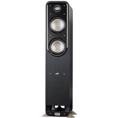 Polk Audio Signature S55 American HiFi Home Theater Tower Speaker - floor standing speaker