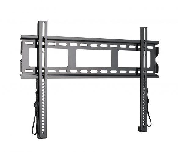 "Sanus Super Low Profile TV Wall Mount for 37""-80"" LED, LCD and Plasma Flat and Curved Screen TVs and Monitors - MLL11-B1 - Curved and Flat TV Wall Mount Bracket"