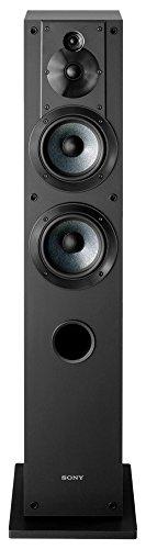 Sony SSCS3 3-Way Floor-Standing Speaker (Single) - floor standing speaker